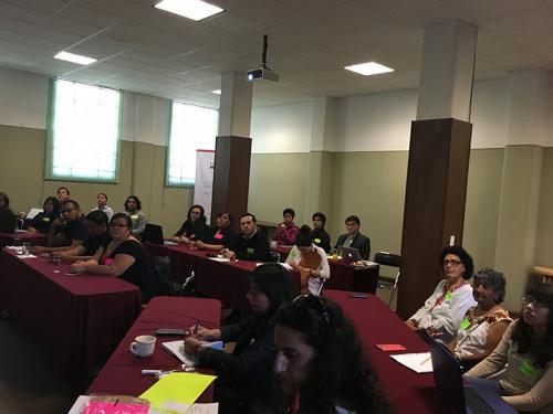 Fundación Merced Workshop 2017