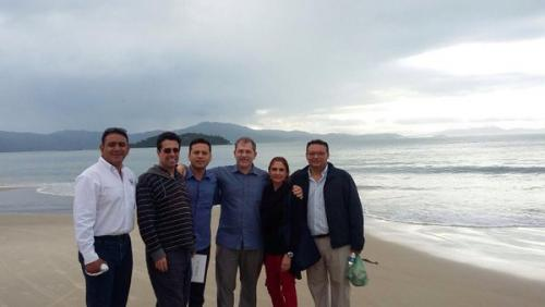 Visita ICOM Brasil 2016
