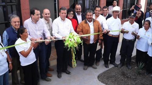 Inauguración Centro Comunitario Trancas 2015