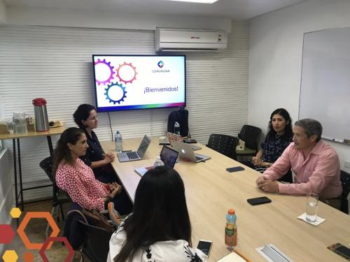 Espacios de Aprendizaje Colaborativo