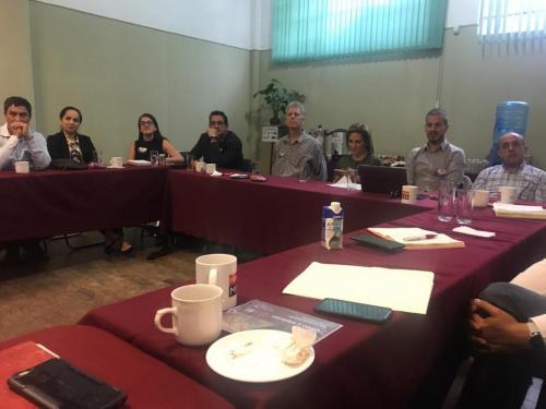Reunión con Consejo de la Fundación Interamericana (octubre 2019)
